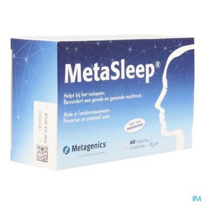 Metasleep Nf Comp 60 22382 Metagenics