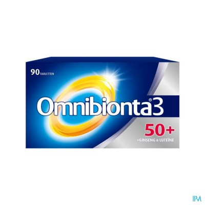Omnibionta-3 50+ Tabl 90