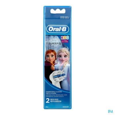Oral B Tandenborstel Stages Frozen Power Refill