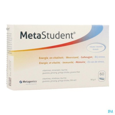 Metastudent Tabl 60 Metagenics