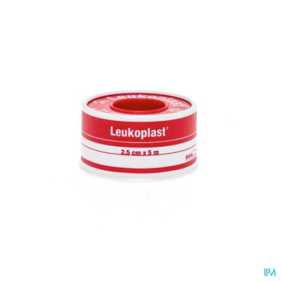 Leukoplast Deksel Kleefpleist. 2,50cmx5m 1 0152200