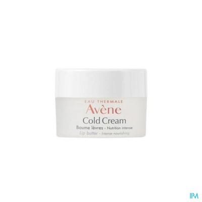 Avene Cold Cream Lipbalsem Pot 10ml