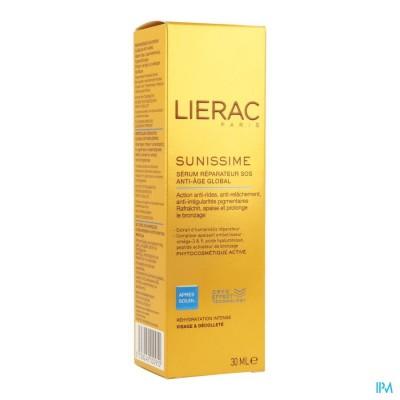 Lierac Sunissime Serum Herstellend Intens 30ml