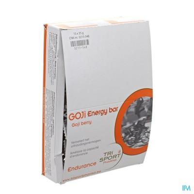 Goji Energy Bar 15x35g