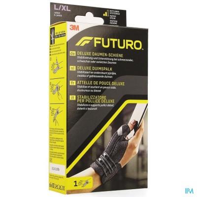 Futuro Deluxe Duimspalk 45844, Zwart Large/extra Large