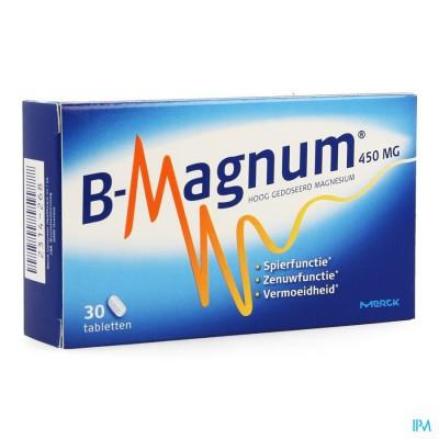 B-magnum Tabl 30x450mg Verv.1371-376