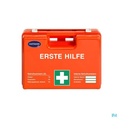 Hartm Verbandkoffer 1ste Hulp Gr1 9781608