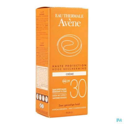 Avene Zon Creme Ip30  50ml