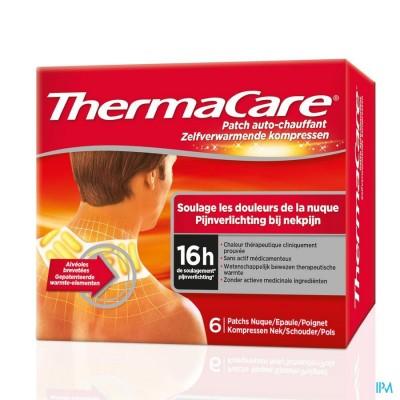 Thermacare Kp Zelfwarmend Nek-schouder-pols 2x3