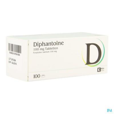 Diphantoine Comp 100x100 mg