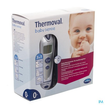 Thermoval Baby Teddy 1 P/s