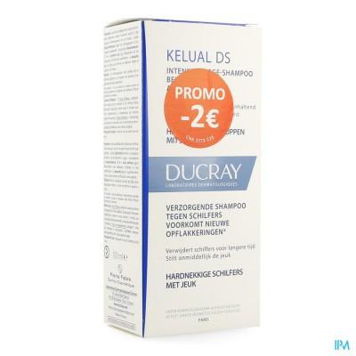 Ducray Kelual Ds Shampoo 100ml Promo -2€