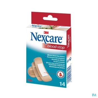 Nexcare 3m Bloodstop Assorted 14 N1714as