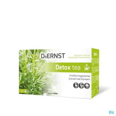 Dr Ernst Detox tea 20 Inf