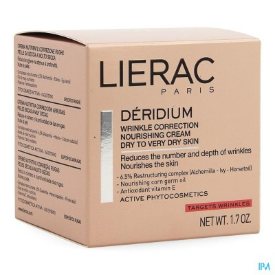Lierac Deridium A/rides Cr Ps 50ml