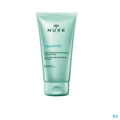 Nuxe Aquabella Gel Zuiverend Micro Exfolieren150ml
