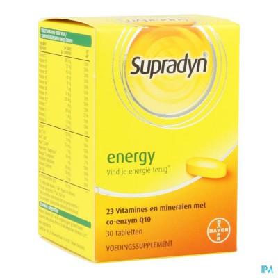 Supradyn Energy Filmomh.tabl 30