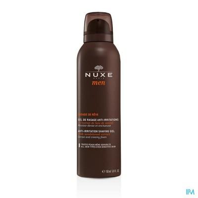 Nuxe Men Scheergel Tegen Irritatie Spray 150ml