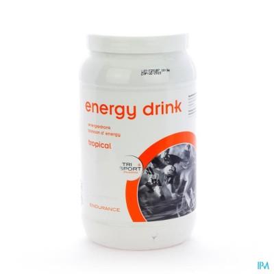 Trisportpharma Energy Drink Tropical Pdr 1kg