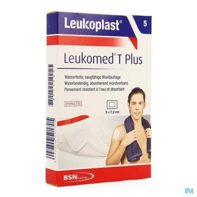 Leukomed T Plus 5cmx7,2cm 5 Leukoplast