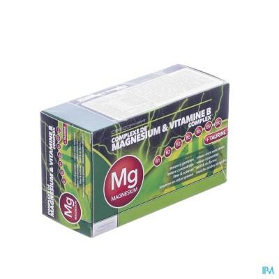 Magnesium & Vit B Complex Caps 60 Credophar