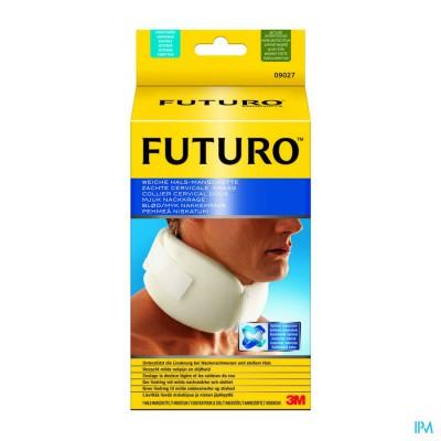 09027dab Futuro Zachte Cervicale Kraag Aanpasbaar (27,9 > 50,8 Cm)