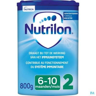 Nutrilon 2 poeder 800g opvolgmelk