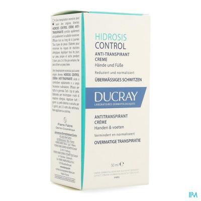 Ducray Hidrosis Control Creme 50ml