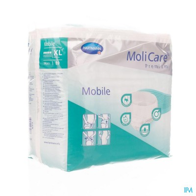 Molicare Pr Mobile 5 Drops Xl 14 P/s