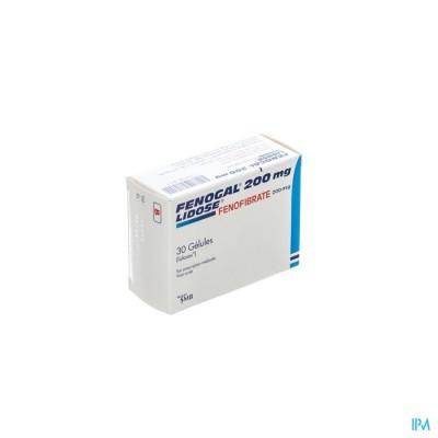 Fenogal Lidose Caps 30 X 200mg