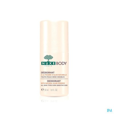 Nuxe Body Deodorant Roll-on 50ml