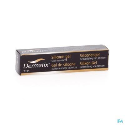Dermatix Gel Silicone Tube 15g