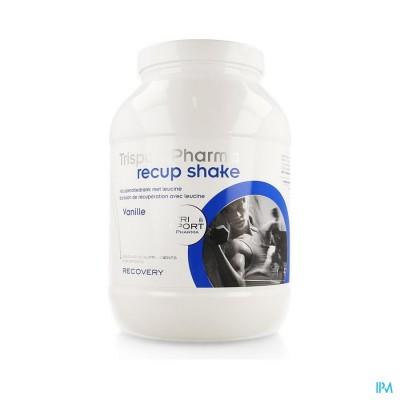 Trisportpharma Recup-shake Vanille Pdr 1,5kg