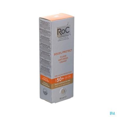 Roc Soleil-protect Anti Rimpel Fluid Ip50+ 50ml